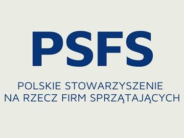 PSFS logo male firma sprzatajaca poznan rygo