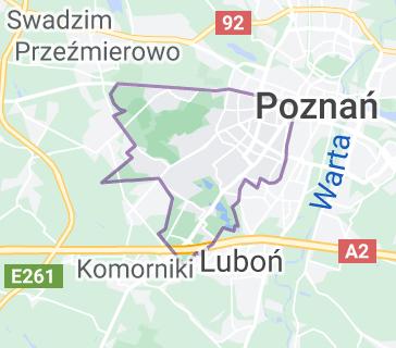 Firma sprzątająca Poznań Grunwald