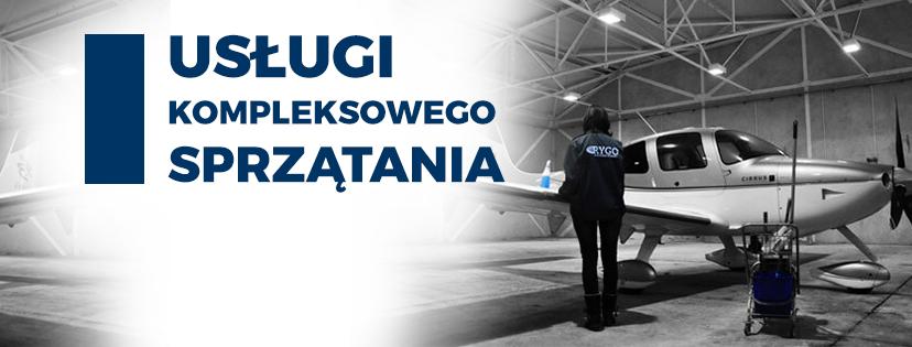 Firma sprzątająca Poznań - baner